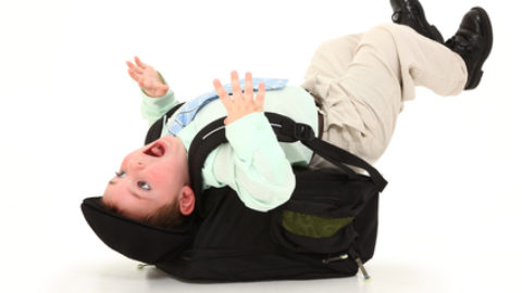 The Prevalence of Back Pain in School Kids Who Use Backpacks